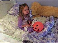 毎年恒例!?「ハロウィンのお菓子を全部食べちゃった」と言われた子供の反応2014