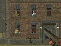 The Handy Man マフィアと戦う銃撃戦ゲーム