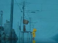【アニメ】現在と過去の記憶が交差する「rain town」