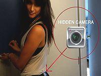 美女のお尻はどれほど見られているか? 小型カメラを仕掛けてカウントしてみた
