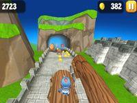 Super Castle Sprint 骸骨から逃走するランニングアクションゲーム