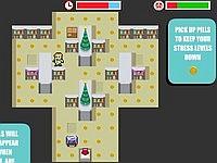 Xmas Gift Shifter クリスマスだけどバイトを頑張るゲーム