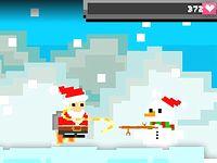 A Christmas Quest クリスマス妨害を阻止するバトルRPG