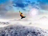 BIG SNOW TRICKS スキーやスノボで空中技を決めるスポーツゲーム
