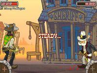 Smokin Barrels 2 ガンマンのタイマン早撃ちゲーム