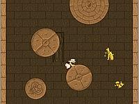 Unlucky Robber 遺跡に閉じ込められた盗賊の脱出アクションゲーム