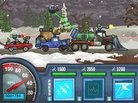 ROAD OF FURY 2 武装車両で激走シューティングゲーム