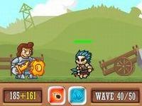 WILLIAM THE CONQUEROR 勇者が姫様を救うクリック放置ゲーム