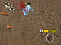 Medieval Rampage 4 アーチャーのシューティングアクションゲーム