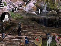A Rabbit Fable 変な世界に迷い込んだ黒ウサギの冒険ゲーム