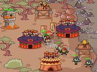 Ninja Defense ニンジャ軍団のタワーディフェンスゲーム