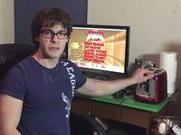 トースターを改造してゲームコントローラーにしてみた