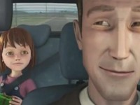 【3DCGアニメ】はぐれてしまった父と娘の再会と別離「Emi」
