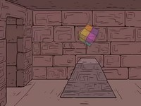 ABANDONED 行方不明の弟を追って異世界から脱出するゲーム