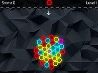 Chain Reaction Shooter 同色ボールを重ねて消していくパズルゲーム