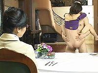 セックスしながらフランス料理のテーブルマナーを学ぼう!