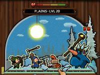 Tap Heroes 勇者パーティーが魔物を討伐するクリック&放置ゲーム