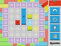 Push Da Blocks ブロックを押し出して決まった位置に収めよう