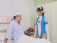 未来の病院で活躍するアンドロイドの看護婦