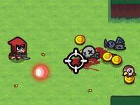 Sentry Knight: Conquest 銃と魔法でモンスター撃退アクション