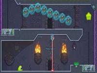 TRANS MORPHER 3 エイリアンが姿を変えてゴールを目指すパズルゲーム