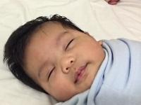 1分以内に赤ちゃんを寝かしつける方法