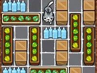 ねこパズル ~逃してにゃー!~ 猫を出口まで誘導するパズルゲーム
