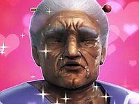 純愛ババア学園 〜転校生は100万歳〜 マッチョなババアと恋愛するゲーム