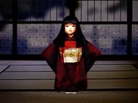 ホラー育成ゲーム「アザミ」 日本人形を成仏させるゲーム