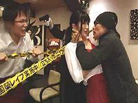 男は人生で2回まで合法中出しレイプができる鬼畜法案が制定された近未来日本