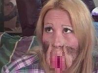【外国】これが本当の口ま○こ!口が性器になったブロンド娘とセックス