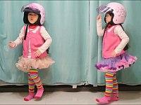 台湾の双子の幼女「左左右右」のダンスが可愛すぎて辛い