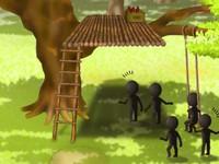 ぼくらの秘密基地 思い出の基地作りゲーム