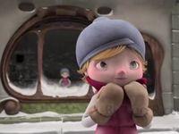 【3DCGアニメ】自分とソックリの人形「Alma」