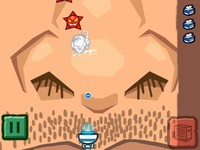 鼻で仲良し!! 飛んでくるアレルゲンから鼻の穴を死守するゲーム