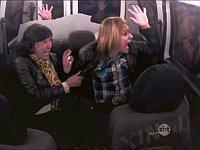 超トラウマ!山奥にタクシーで連れて来られて大量のゾンビに襲われる恐怖ドッキリ!