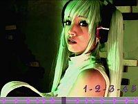 【みづなれい】ファンによるミュージックビデオ風コスプレ動画集