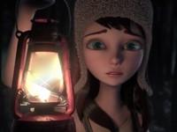 【3DCGアニメ】夜の湖でボートに乗っていた少女が襲われる「Francis」
