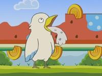 もぐもぐオエー たくさんモグモグしてオエー鳥の仲間を増やすゲーム