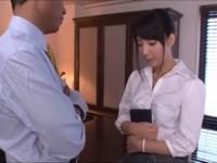 仕事でミスをした秘書が社長からのお仕置きSEXで何度も昇天!