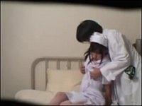「君の責任を被ってんだから僕の精子も中で被ってね」医療ミスしたナースに中出し折檻