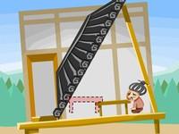 引越し奉行 指定の位置に家具を投げるゲーム