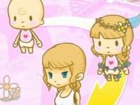 完全変態-歪んだ愛の犠牲者- 可愛い人形に育てるゲーム