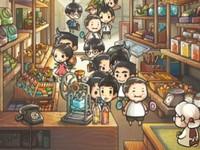 昭和駄菓子屋物語2 昭和の駄菓子屋を経営するゲーム