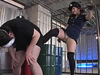 男を悶絶させる「金蹴りオーディション」が開催!
