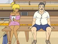 Meet and Fuck: Train Fellow 3 居眠り女性をレイプするエロフラッシュ