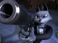 【3DCGアニメ】世界の危機を救うエージェント「スパイフォックス」