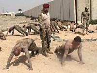 特殊部隊を訓練するイラクの軍曹が怖すぎる