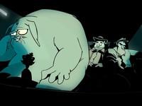 【アニメ】恐怖に怯えるウサギがフラッシュバックに苦しむ無声アニメ「Little Quentin」