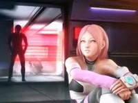 【3DCGアニメ】エイリアンに人体実験をされた仲間の男から触手レイプされる女の子